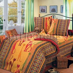 Фото Постельное белье, Из бязи, 1,5 спальное Арт Постель 1,5 Кошки