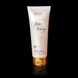 Фото Для тела, Крема для рук (31606)Увлажняющий крем для рук «Молоко и мед – Золотая серия»