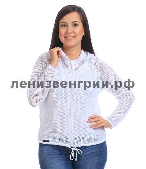 КОФТА НА МОЛНИИ. МК1-1. (48-50, 50-52)