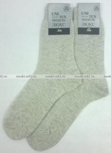 Фото Мужские носки оптом Юнитекс носки мужские М-35 лен