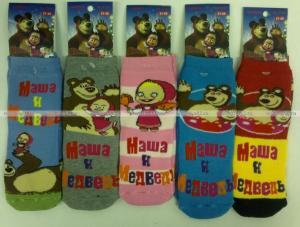 Фото Детские носки оптом Носки детские внутри махра