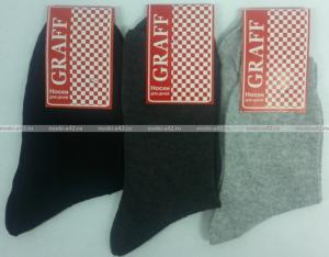 Фото Детские носки оптом Граф носки подростковые Д-11 серые