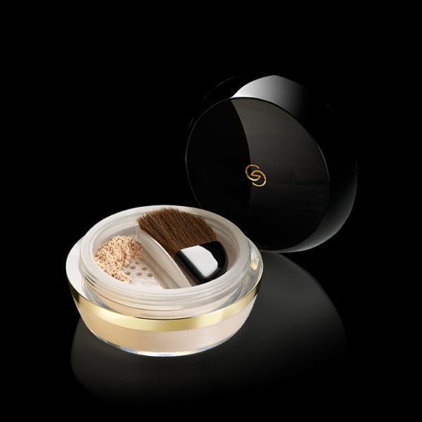 Рассыпчатая пудра «Прикосновение безупречности» Giordani Gold 30556