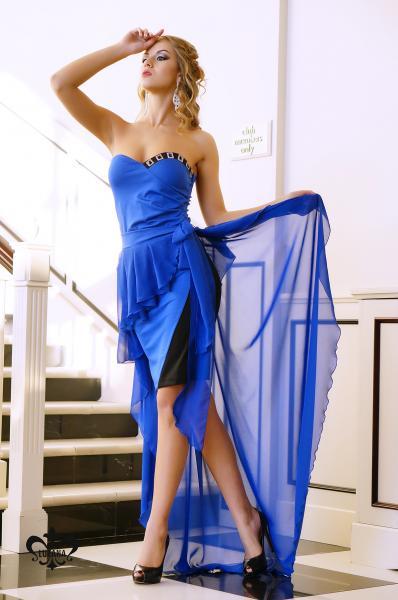 Вечернее платье Синтия (юбка съемная)