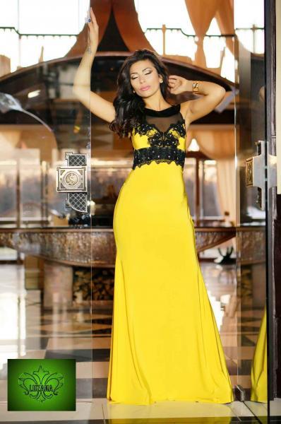 Платье Кассандра (без шлейфа), (5 цветов)