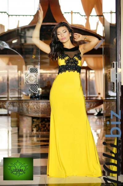 Платье Кассандра (без шлейфа), (5 цветов) купить в Томске - Вечерние платья с ценами и фото