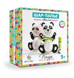 "Набор ""ШАР-ПАПЬЕ"" Панда"