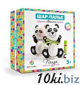 """Набор """"ШАР-ПАПЬЕ"""" Панда купить в Туле - Детские наборы для творчества с ценами и фото"""