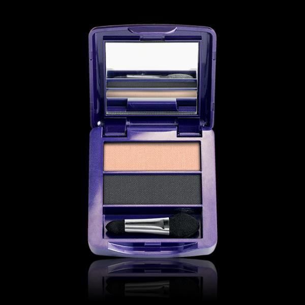 (30969)Двухцветные тени для век The ONE Colour Match