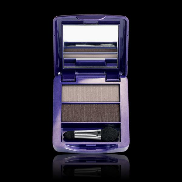(30970)Двухцветные тени для век The ONE Colour Match