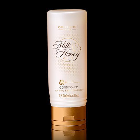 (31709)Кондиционер для волос «Молоко и мед – Золотая серия»