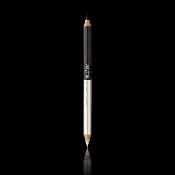 Двусторонний карандаш для глаз «Двойная игра» 32185