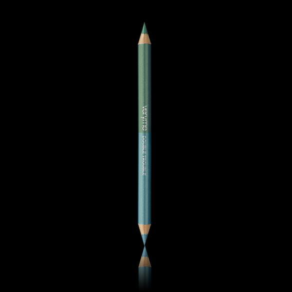 Двусторонний карандаш для глаз «Двойная игра» 32187