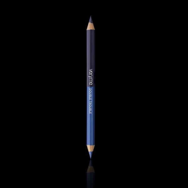 Двусторонний карандаш для глаз «Двойная игра» 32188