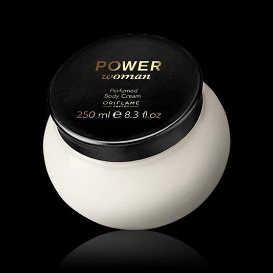 (32489)Парфюмированный крем для тела Power Woman