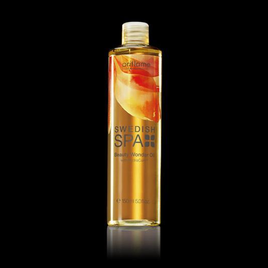 Питательное масло 3-в-1 для тела и волос «Шведский SPA салон» 18765