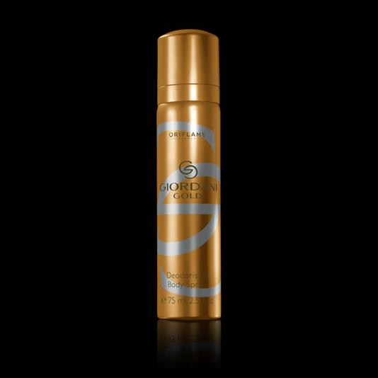 Cпрей дезодорант-антиперспирант Giordani Gold 24170