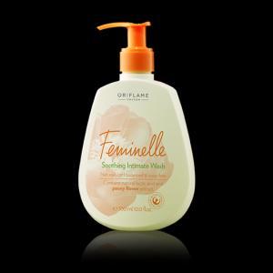 Фото Для тела, Интимная гигиена (24891)Смягчающее очищающее средство для интимной гигиены «Феминэль»