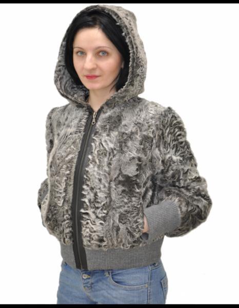 Куртка из каракульчи