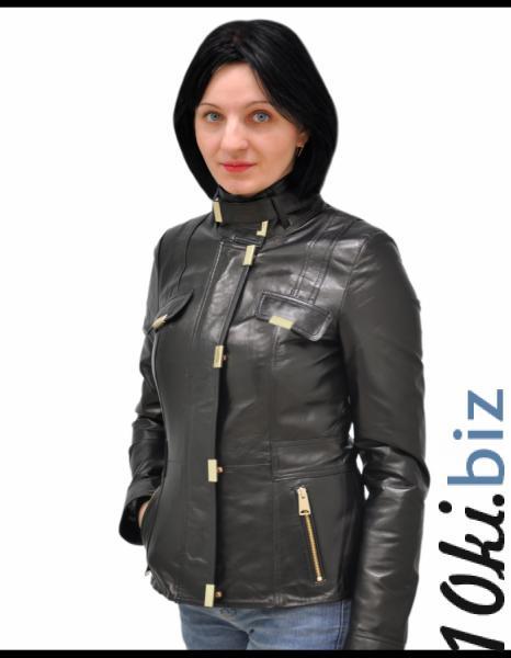 КОЖАНАЯ КУРТКА (BLACK) Куртки кожаные женские на рынке Люблино