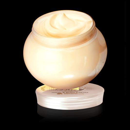 (31602)Питательный крем для рук и тела «Молоко и мед – Золотая серия»
