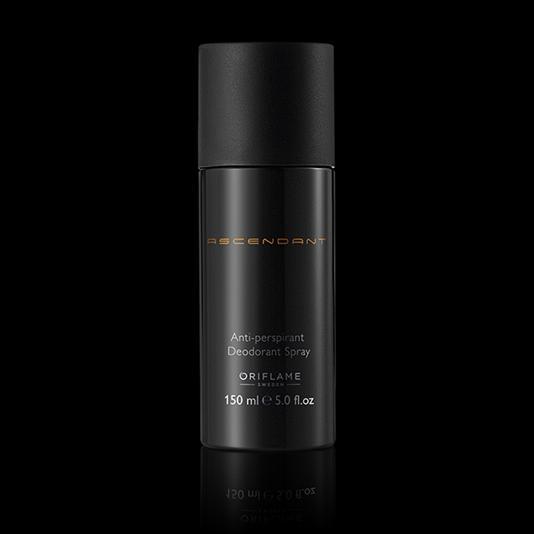 (31699)Спрей дезодорант-антиперспирант Ascendant