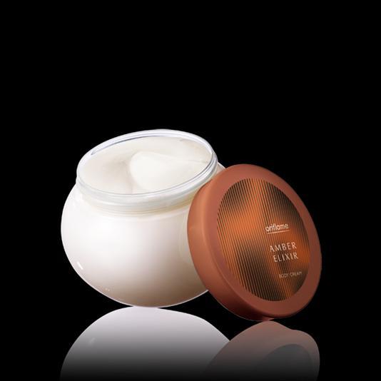 (18950)Парфюмированный крем для тела Amber Elixir