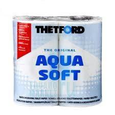 Туалетная бумага для биотуалетов AQUA SOFT (8710315071054)