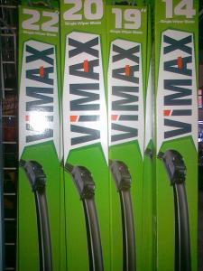 Фото СТЕКЛООЧИСТИТЕЛИ для всех автомобилей Бескаркасные дворники Vimax