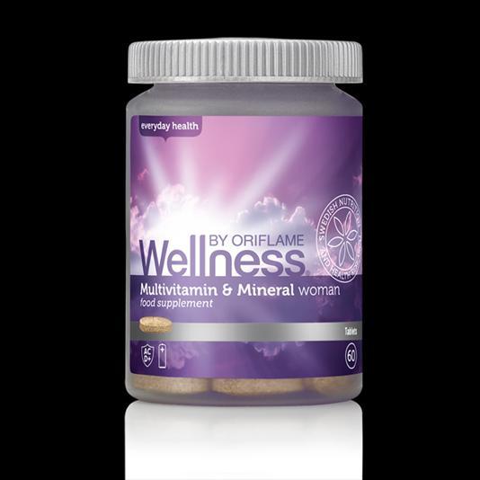 (22794)Комплекс «Мультивитамины и минералы» для женщин