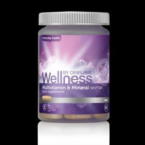 Фото WELLNESS, Красота и здоровье (22794)Комплекс «Мультивитамины и минералы» для женщин