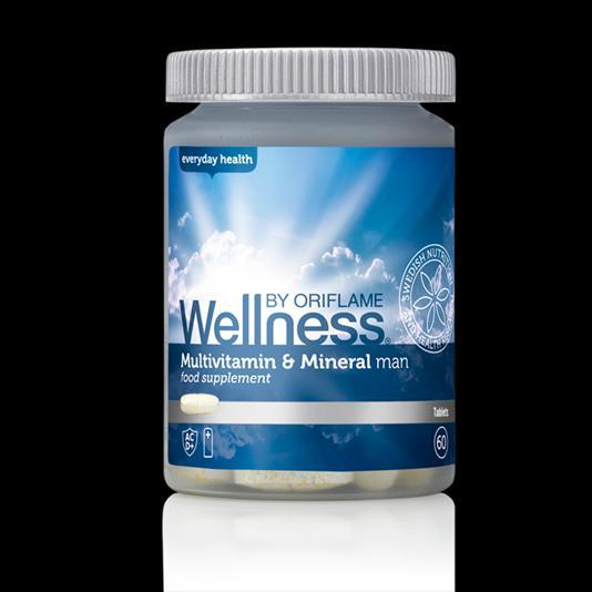 (22795)Комплекс «Мультивитамины и минералы» для мужчин