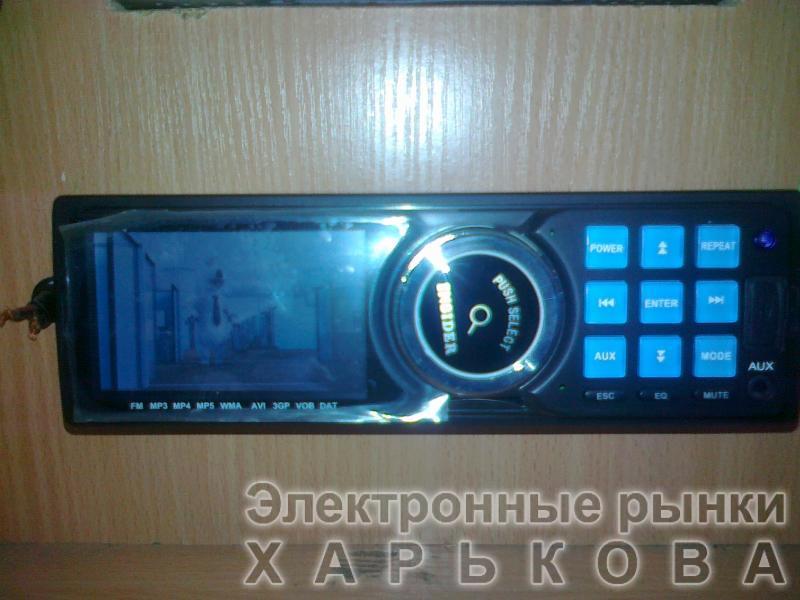 Автомобильный MP5 проигрыватель Insider - Автомобильная электроника на рынке Барабашова