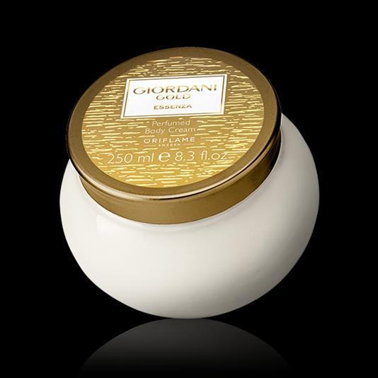(31781)Парфюмированный крем для тела Giordani Gold Essenza