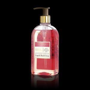 Фото Для тела, Крема для рук (31853)Жидкое мыло для рук с розой и сандалом Essense & Co
