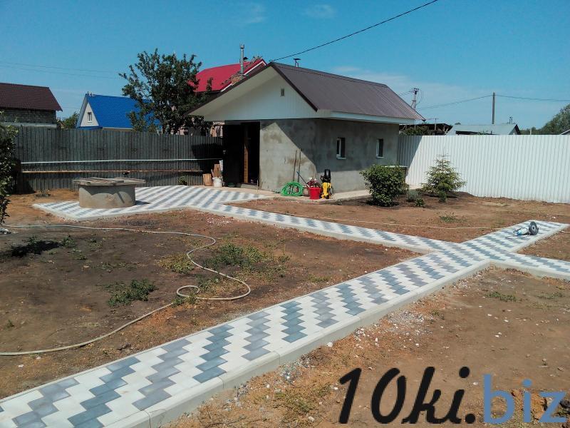 Благоустройство территории Дорожные работы в Самаре