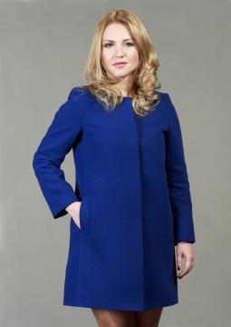 Женское пальто из кашемира модель №770