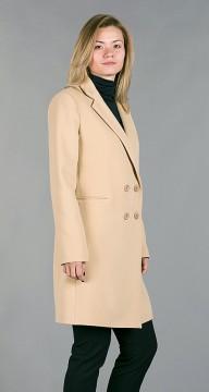 Кашемировое женское пальто - модель №772