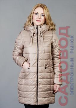Женская куртка-пуховик модель №230 Пуховики женские на рынке Садовод