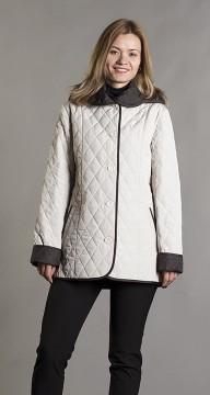 Женская куртка стеганная - модель №214
