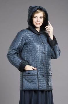 Женская стеганная куртка - модель №211