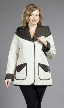 Женское стеганная куртка  - модель №218