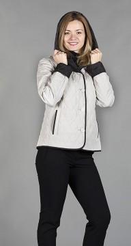 Стеганная женская куртка - модель №220