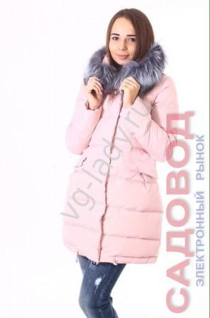 Пальто MF Артикул: 1652 Пуховики женские на рынке Садовод