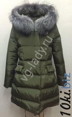 Пальто MF Артикул: 1652 Пуховики женские на Онлайн рынке России