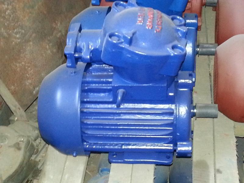 электродвигатель АИММ 90L4   2.2 кВт. 1500 об/мин.