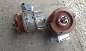 Фото Электродвигателя для болгарских тельферов электродвигатель KKE 1204-6AS