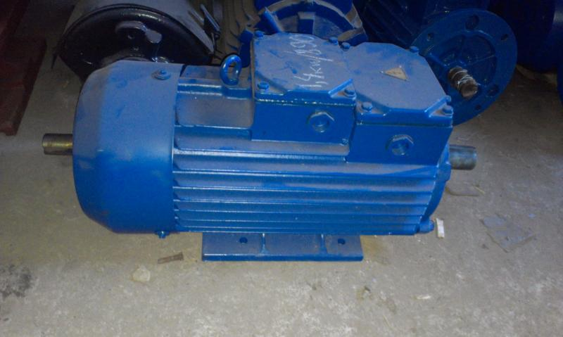 электродвигатель MTH 011-6 1.4 - 1000