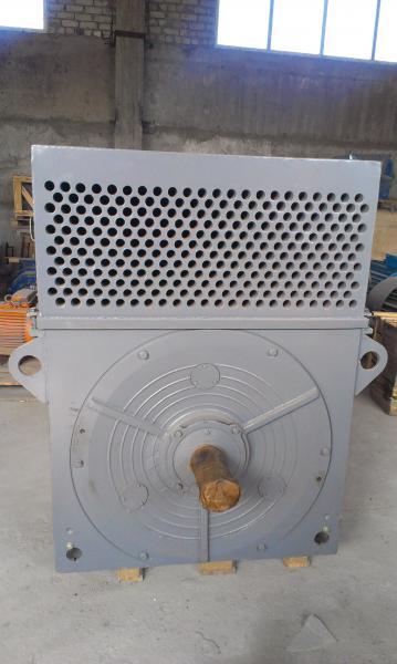 электродвигатели высоковольтные серий ДАЗО4 400Y6 400 кВт. 1000об/мин.