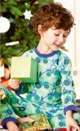(28682)Детская пижама «Тракторенок»